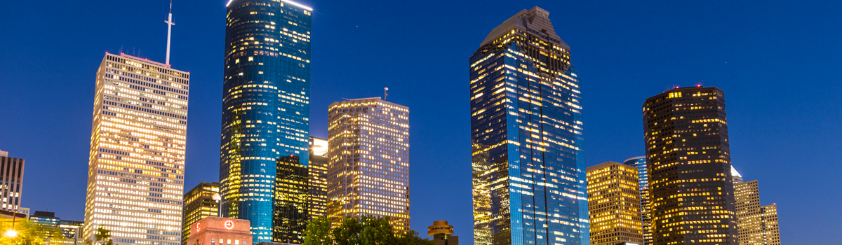 Aglen Header - Houston Skyline
